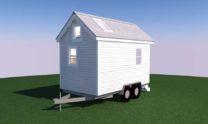 SPARK Tiny house Manchester 14 02