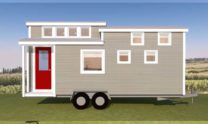 SPARK Tiny house Potter Valley 24 04