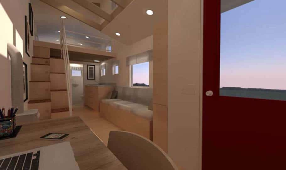 SPARK Tiny house Potter Valley 24 06