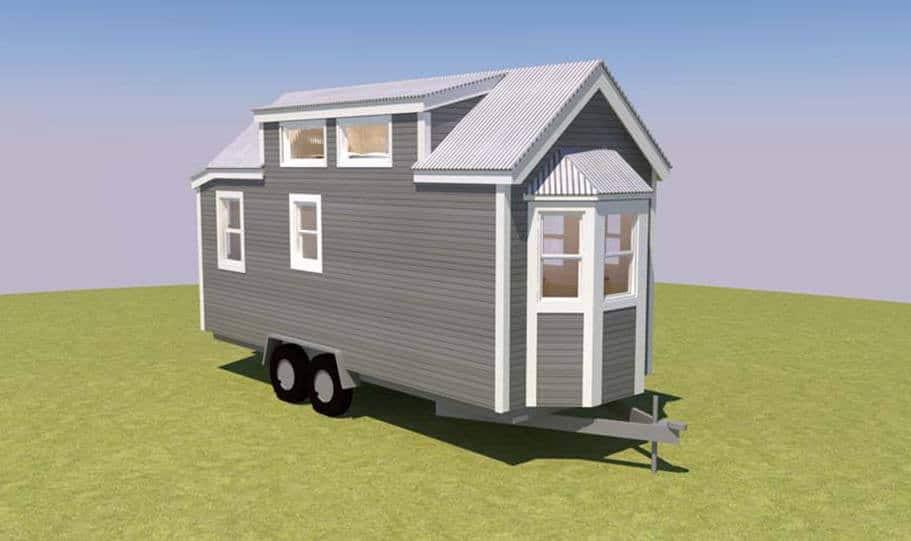 SPARK Tiny house Talmage 20 01