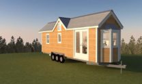 SPARK Tiny house Westport 24 01