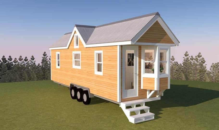 SPARK Tiny house Westport 24 02