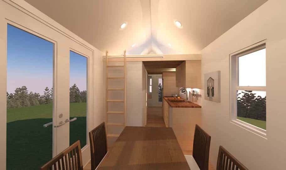 SPARK Tiny house Westport 24 03