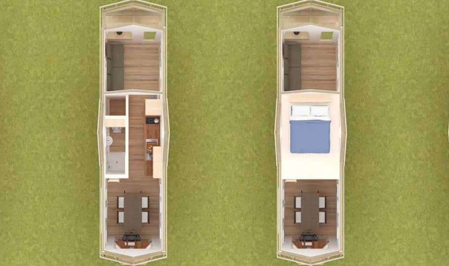 SPARK Tiny house Westport 24 05