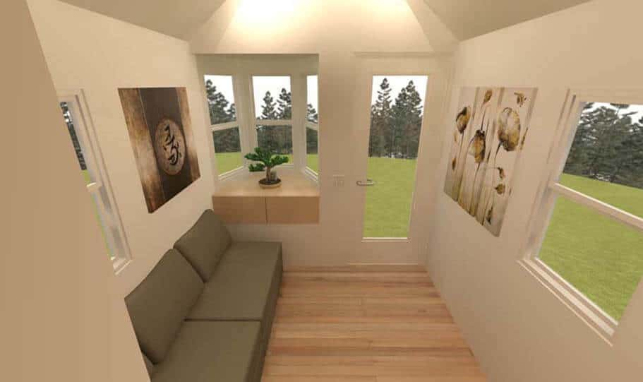 SPARK Tiny house Westport 24 06