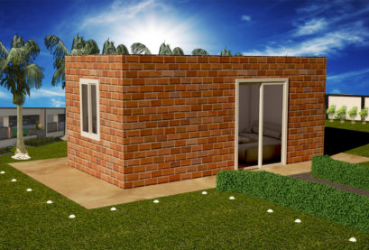 Container Home Foot
