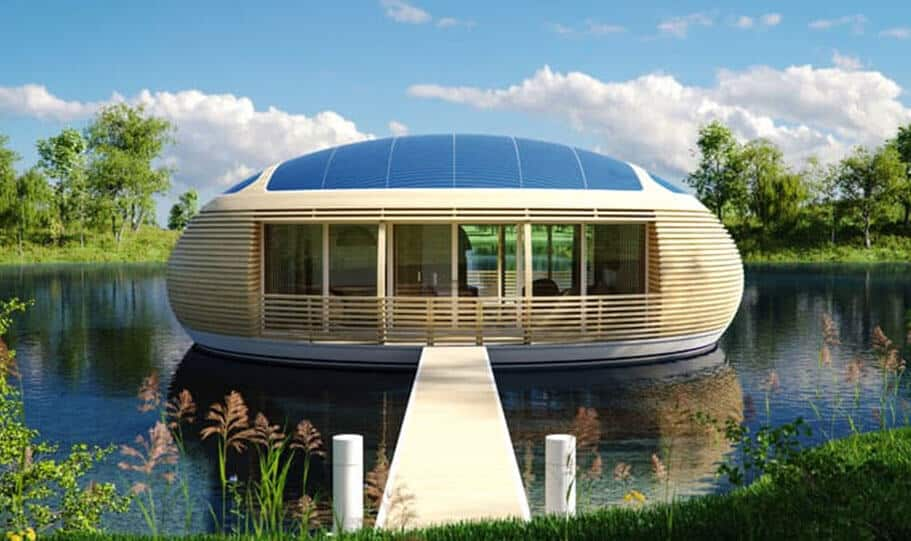 Spark Boat House Mix Design